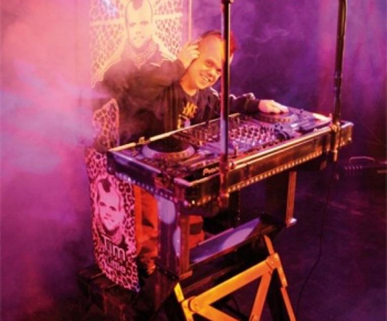 DJ Tim Little